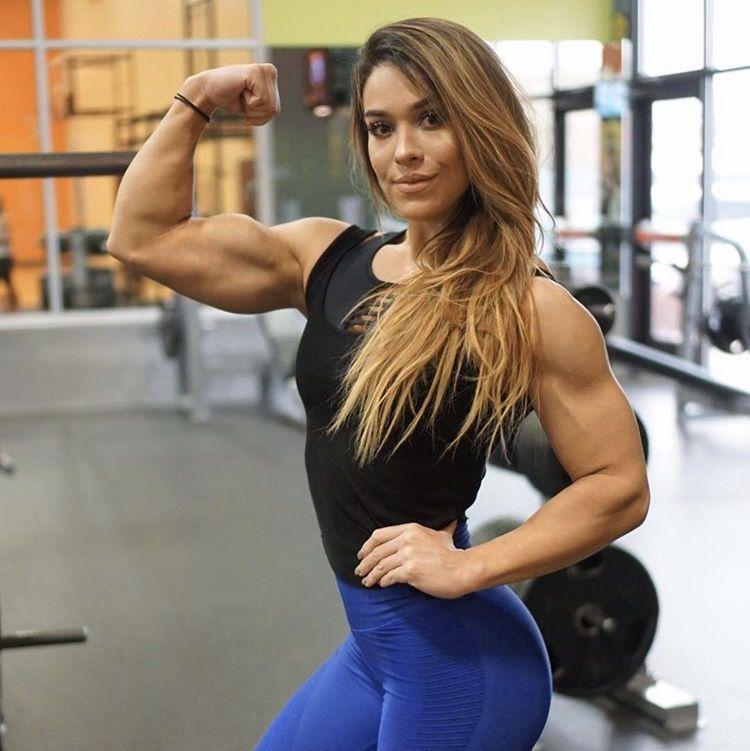 Cass Martin Cassandra Martin Body Building Women Muscle Women