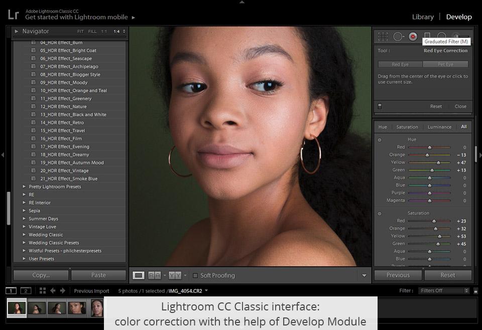 Adobe lightroom cc vs classic