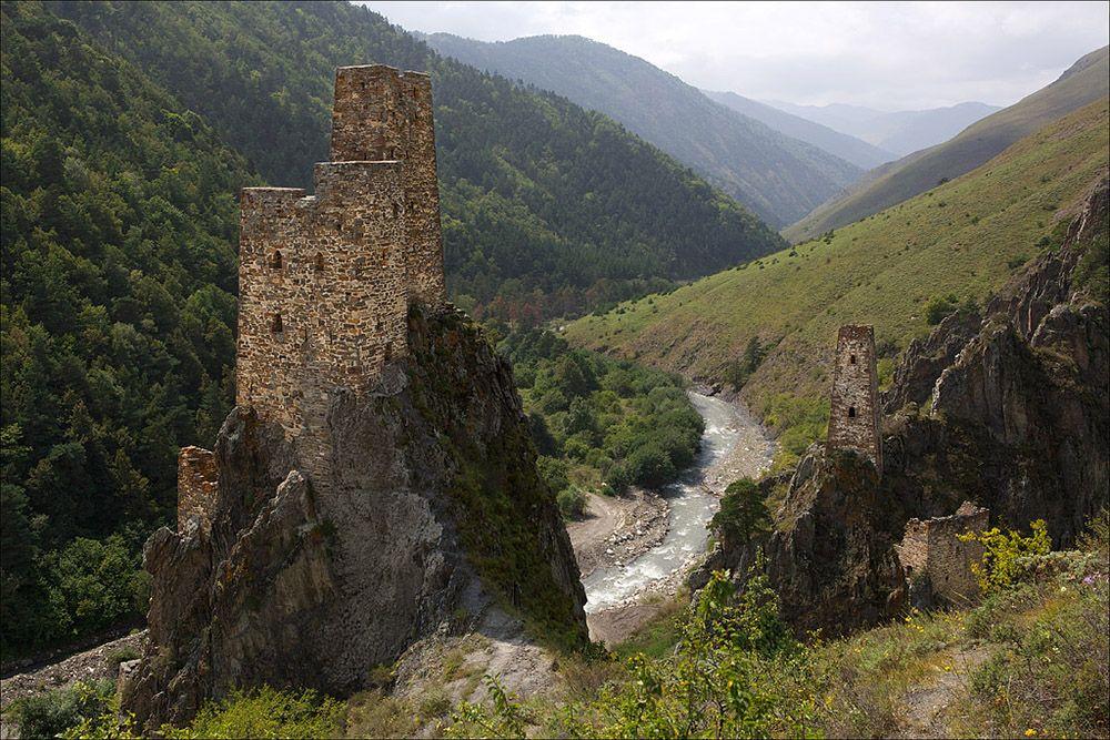 Ингушетия. Галгай — строитель башни. (с изображениями ...