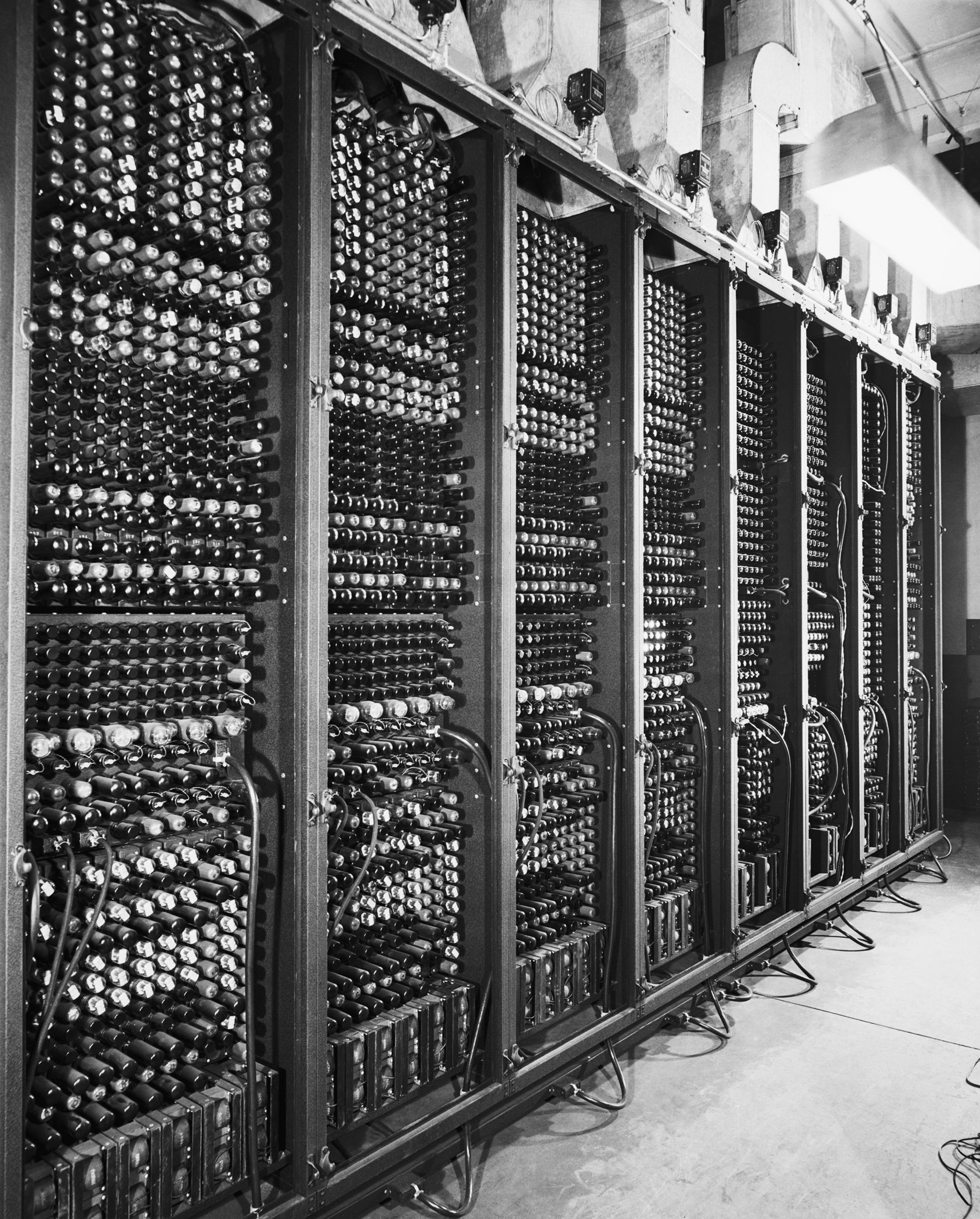 Eniac Google Search Cool Photos Pinterest Vacuum Tube Old 1903x19 Transistorized Circuit Continuity Tester New Ebay