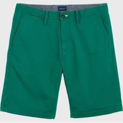 Photo of Gant Relaxed Twill Shorts (Green) Gant