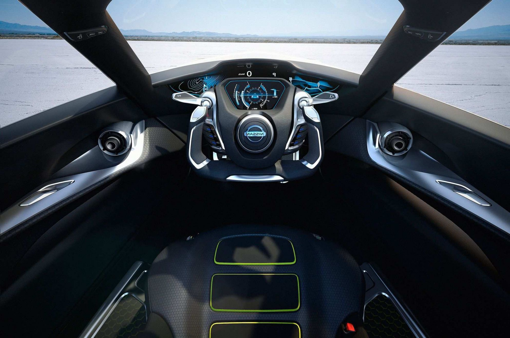 All You Need To Know About Nissan Concept 2020 Interior Electric Car Concept Concept Cars Concept Car Design