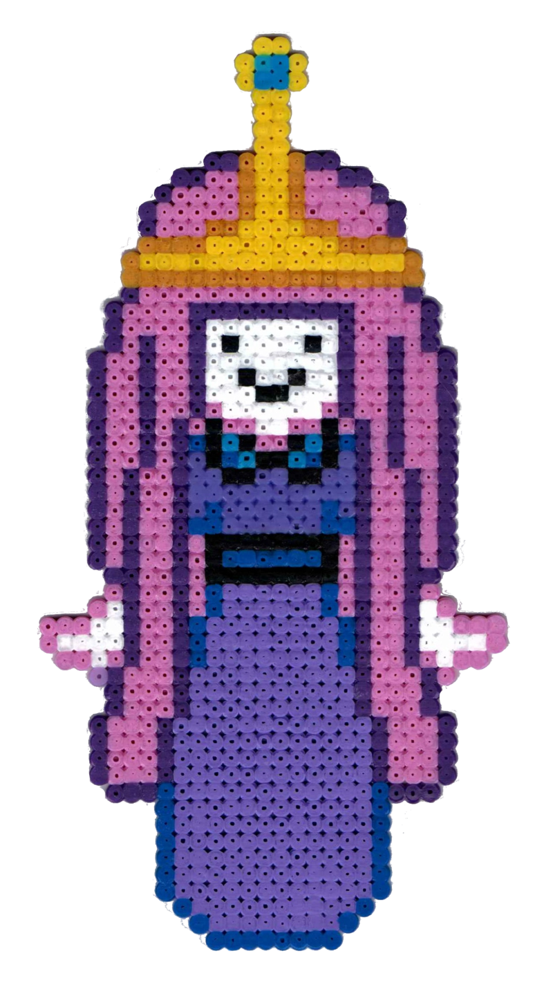 Принцесса пупырка по клеточкам картинки