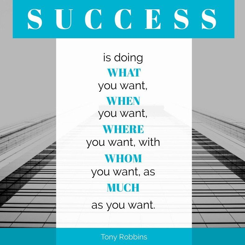 Are you successful yet? . . . ouractivelifestyles