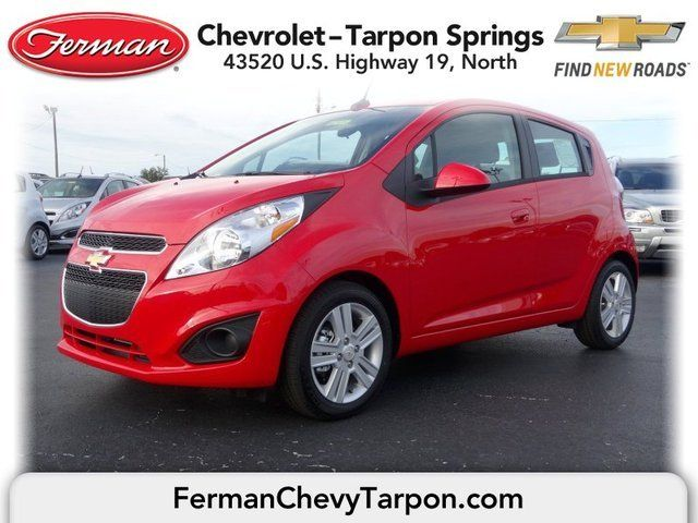 New Chevrolet Spark Clearwater Fl Area Ferman Chevrolet