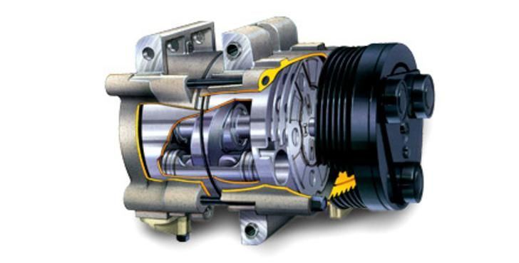 Mobile Compressor Repair and Replacement Services and Cost
