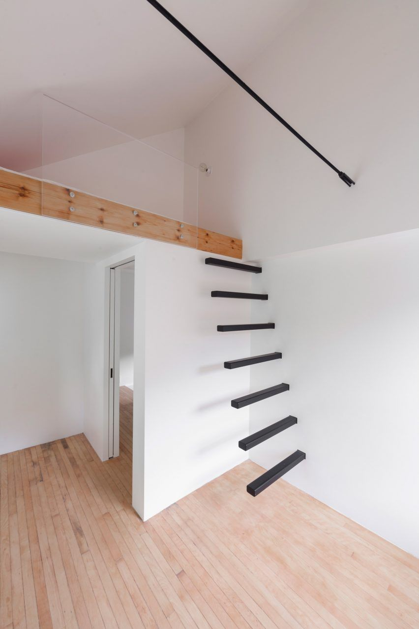 Tudor Ludique By Jean Maxime Labrecque Stairs Design Modern Staircase Interior Stairs