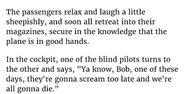 Passengers Were Shocked When They Saw The Pilots Do This But What They Said Next Is Gold