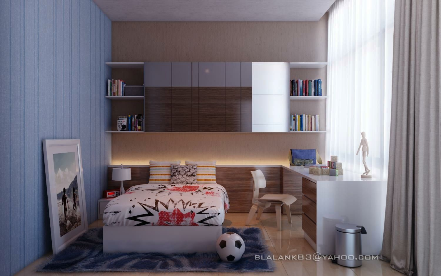 Boys Bedroom Designs Another Nice Layout For A Small Teen's Room For My Dream Home
