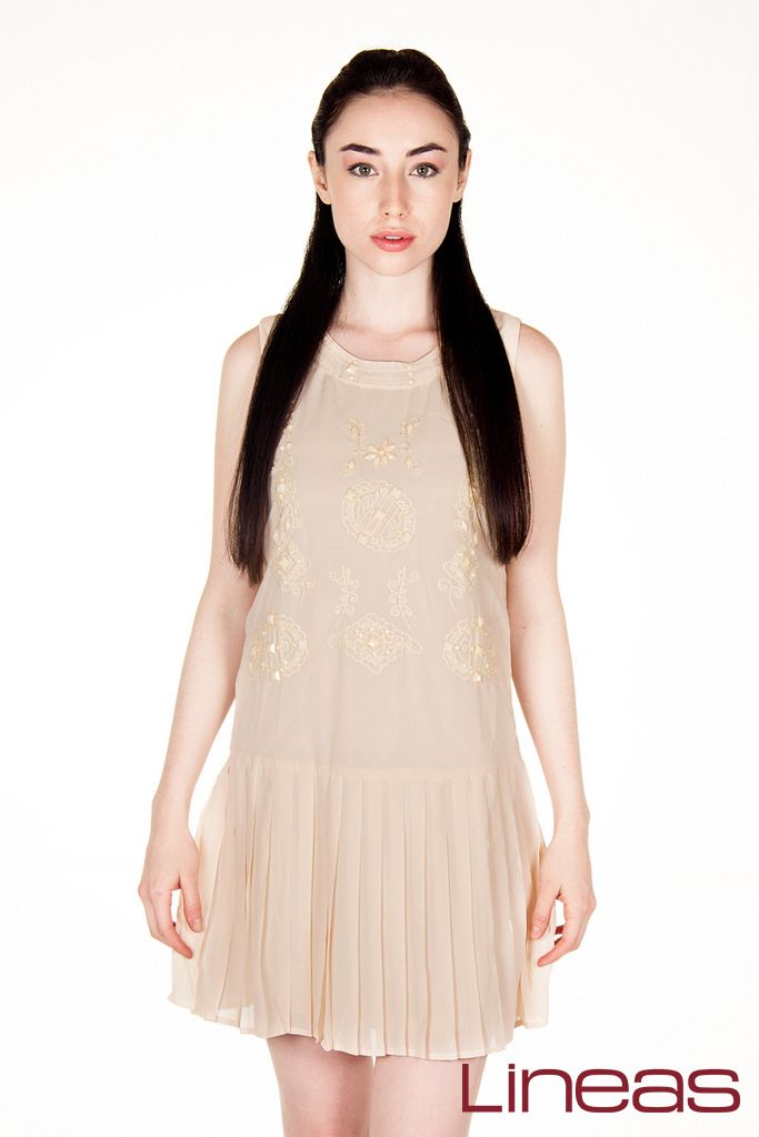 Vestido Modelo 18329 Precio $200 MXN #Lineas #outfit #moda #tendencias #2014 #ropa #prendas #estilo #moda #primavera #vestido