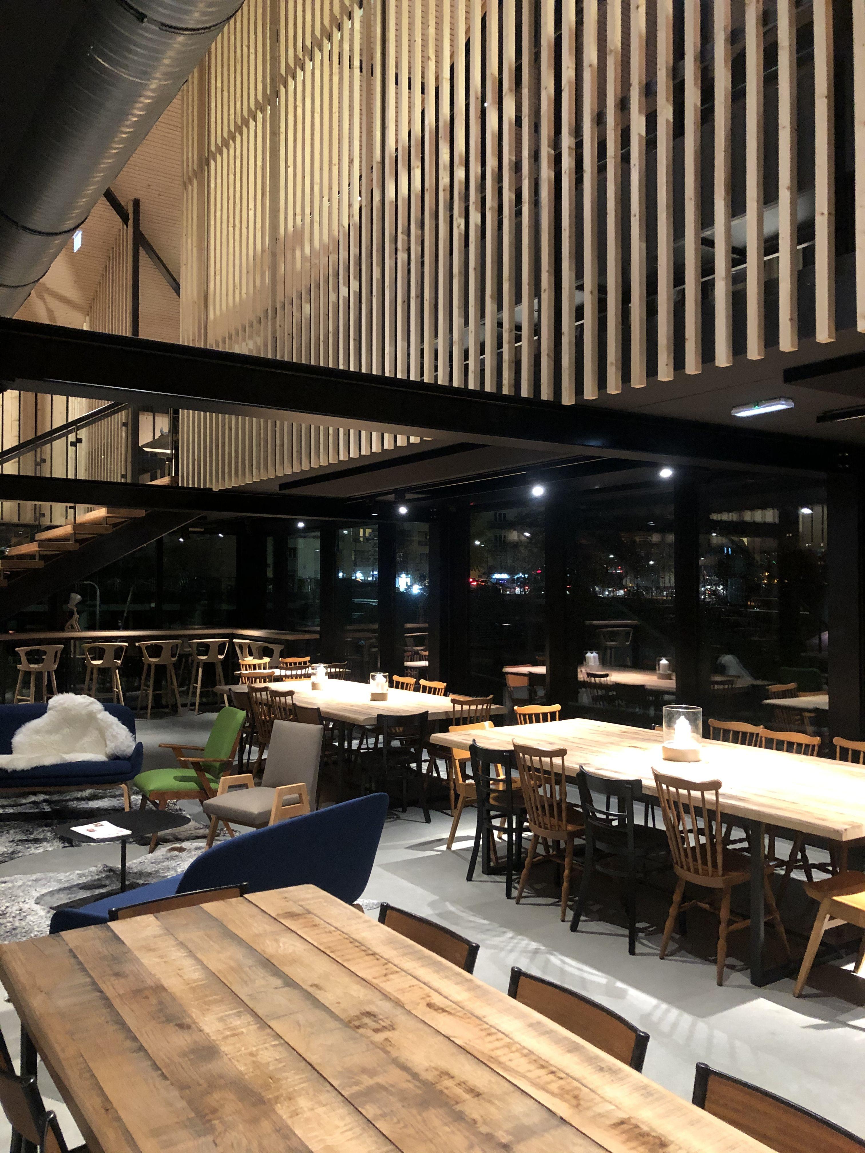 Cafe Theatre Restaurant Le Bacchus Rennes Rennes