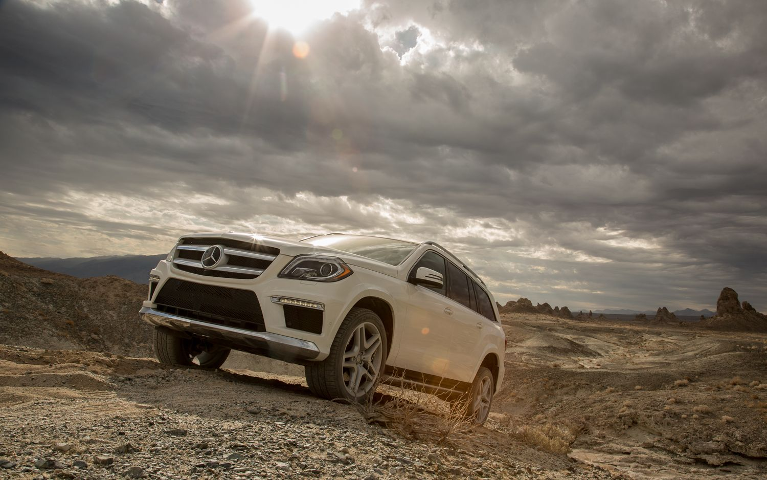 2013 motor trend suv of the year mercedes benz gl motor trend