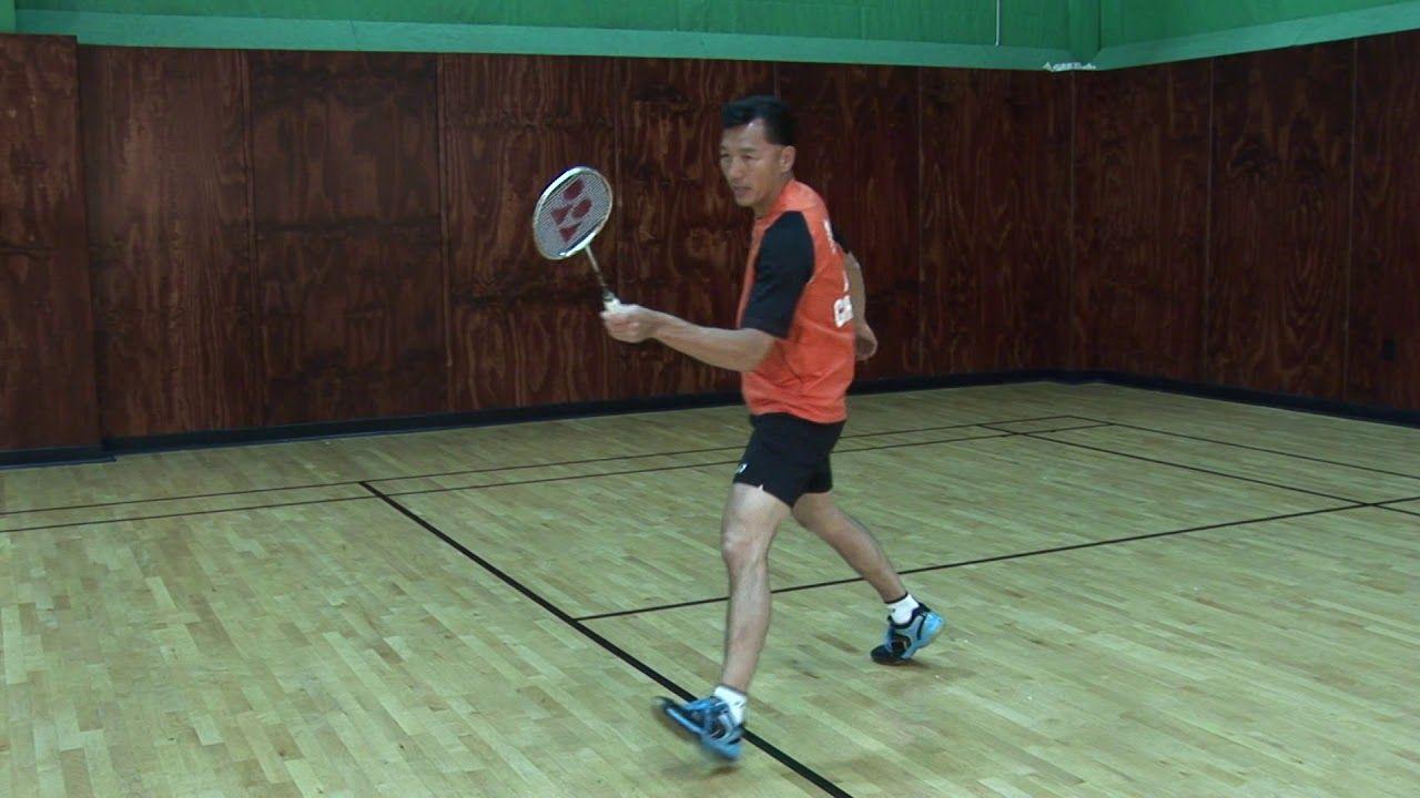 Badminton Tips Footwork Part 1 Front Coach Andy Chong