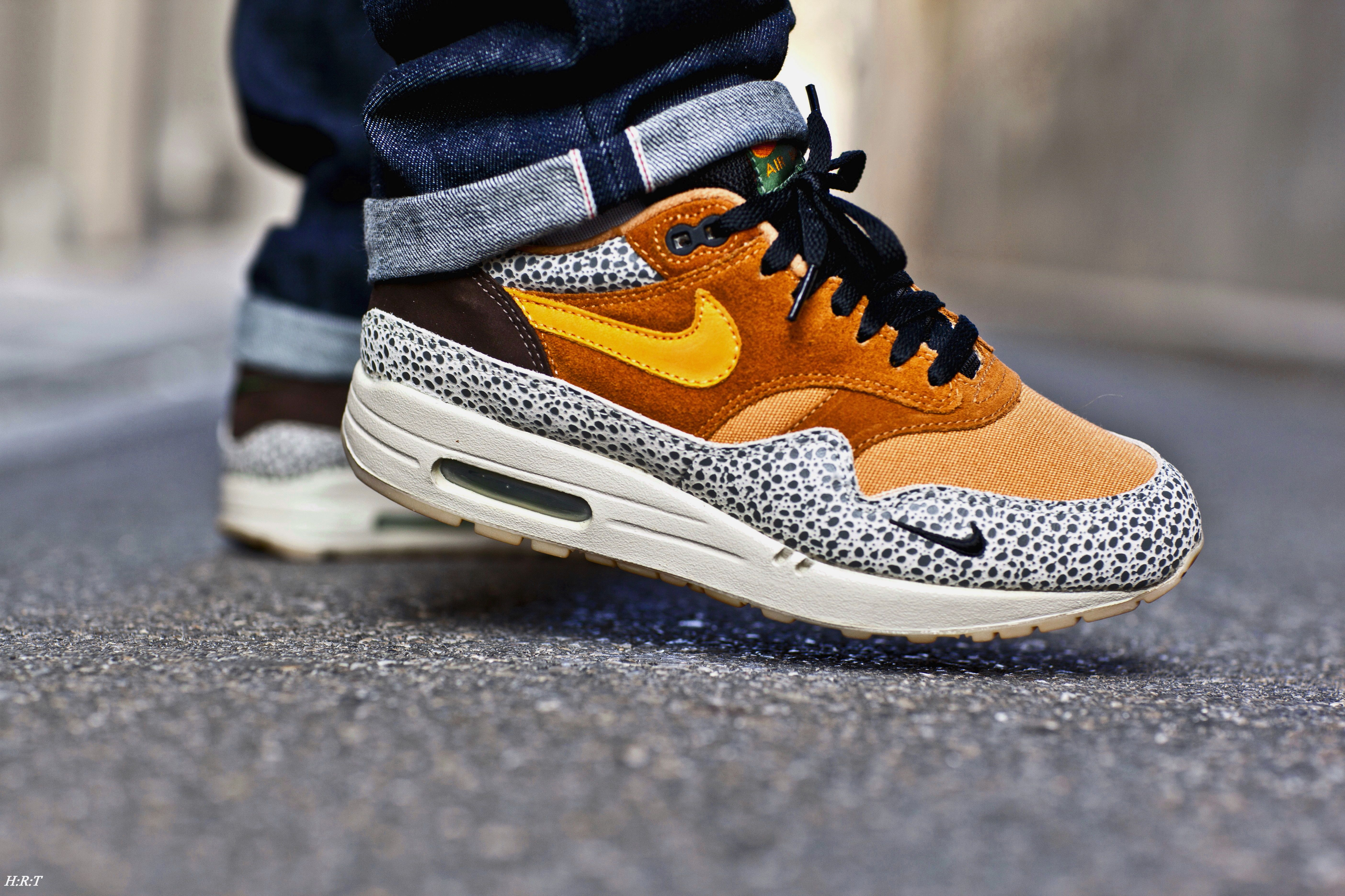 Nike Air Max 1 Safari 2018 Wellington