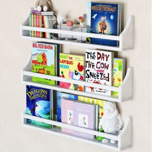 Baby Nursery Room Wall Shelf
