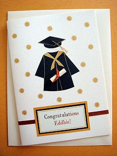 Lin handmade greetings card graduation day card azlina abdul lin handmade greetings card graduation day card m4hsunfo Images