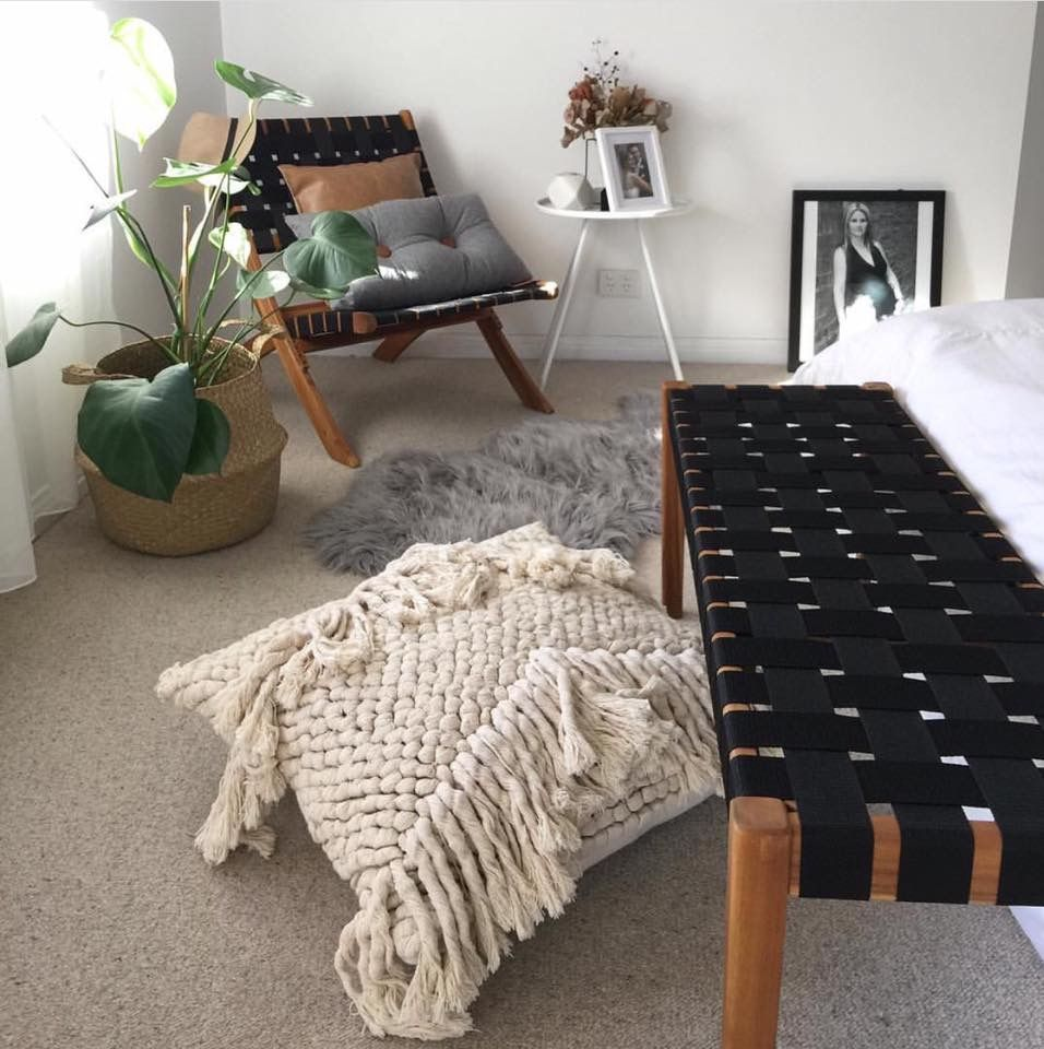 Pin by Maddie Moroney on Bedroom Kmart home, Woven chair