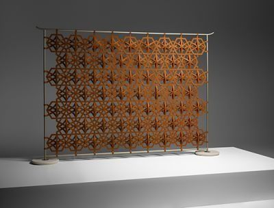 Louis Vuitton Unveils New Objets Nomades Pieces At Milan Furniture Fair  Diamond Screen By Marcel Wanders
