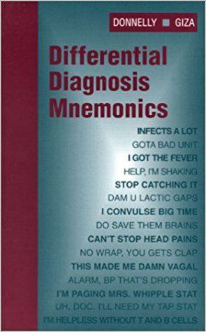 Differential Diagnosis Mnemonics