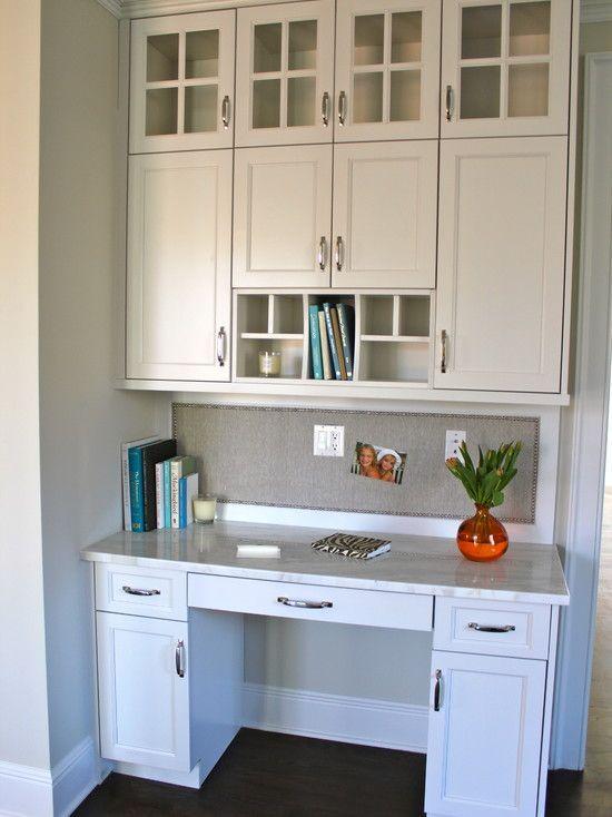 Kitchen Desks Design, Pictures, Remodel, Decor and Ideas - page 72,  #Decor #Design #desks #glassofficedeskideas #ideas #Kitchen #page #pictures #Remodel