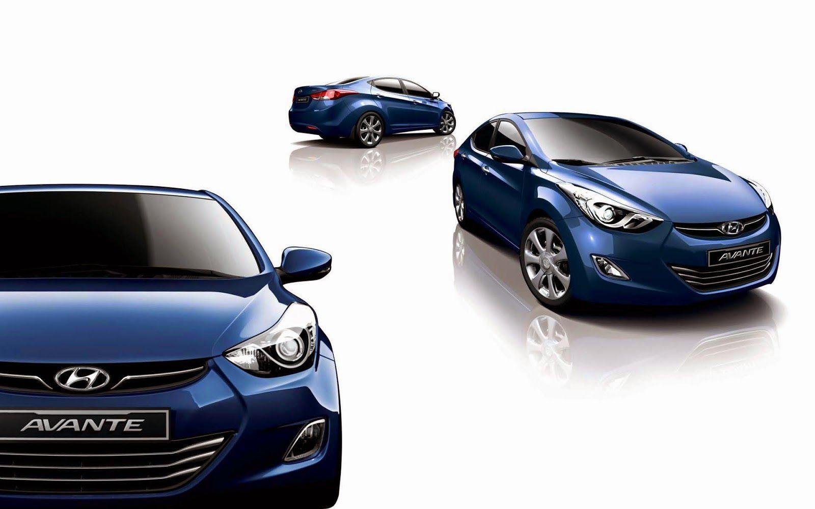 2011 Hyundai Avante Elantra Free Wallpaper Auto Cars