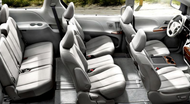 2017 Toyota Sienna Release Date