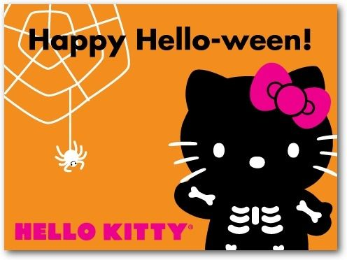Hello Kitty Halloween Wallpaper Desktop Google Search Hello