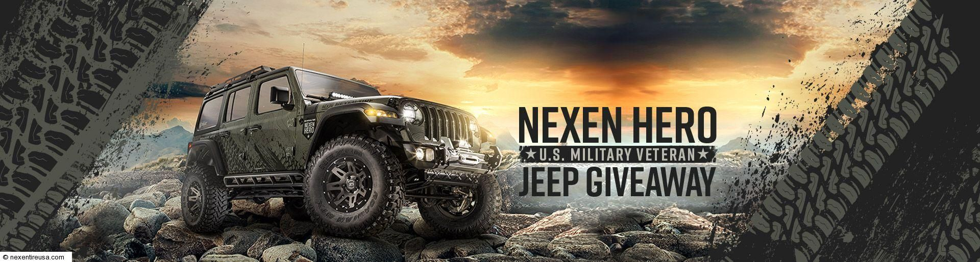 Jeep Wrangler Giveaway Jeep Wrangler Jeep Military Veterans