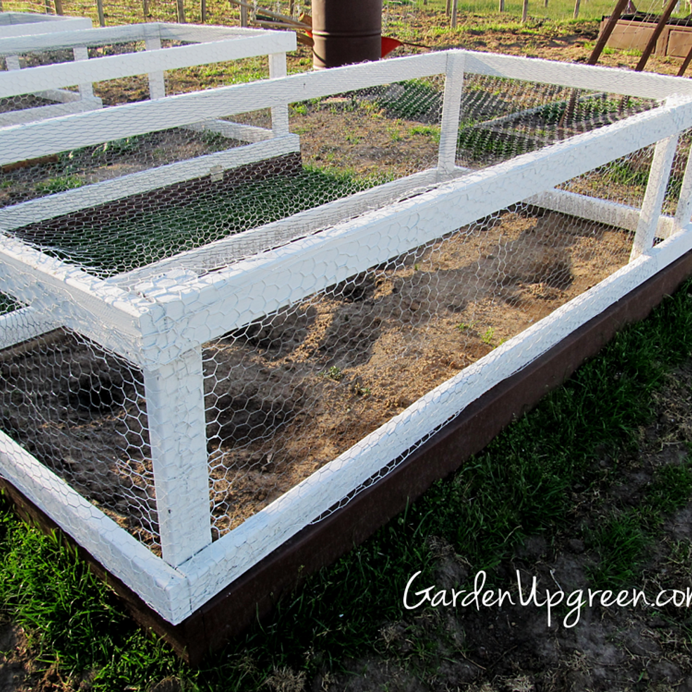 Gardening With Covered Raised Beds (With Images