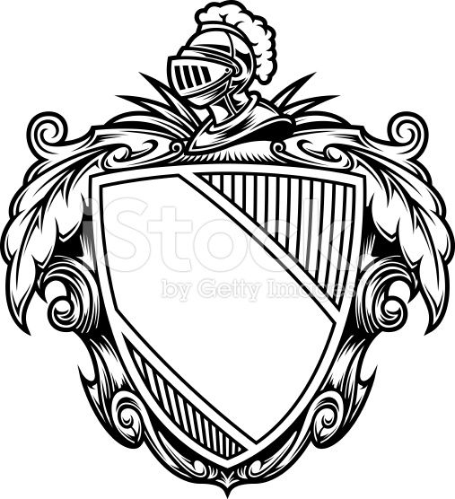 this is a generic crest for use in any event the knights helmet is rh pinterest com crest vector elements crest vector art free