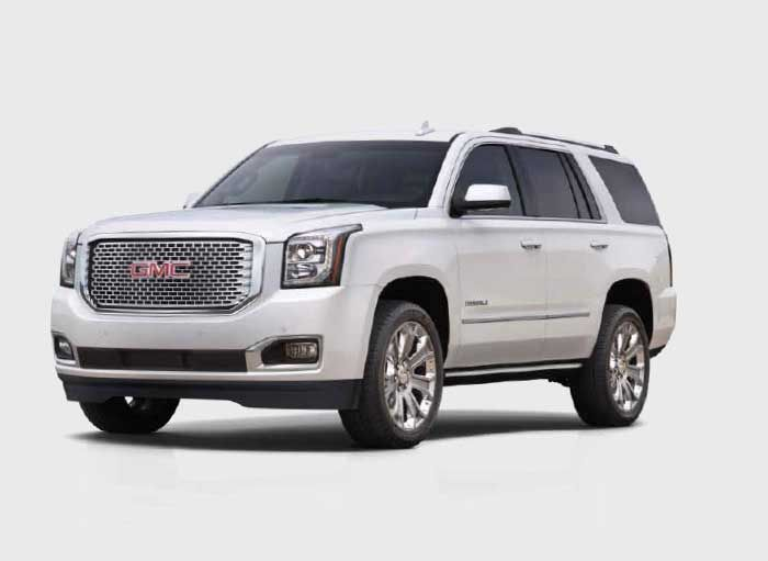Gmc Yukon Denelli Car Rentals In Dubai Prox Car Rentals In Dubai