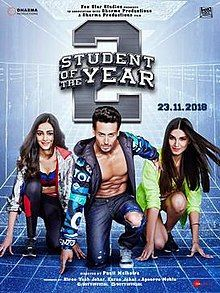 Student Of The Year 2 2018 720p Hd X264 Free Download Full Movies Download Hindi Movies Online Full Movies Online Free