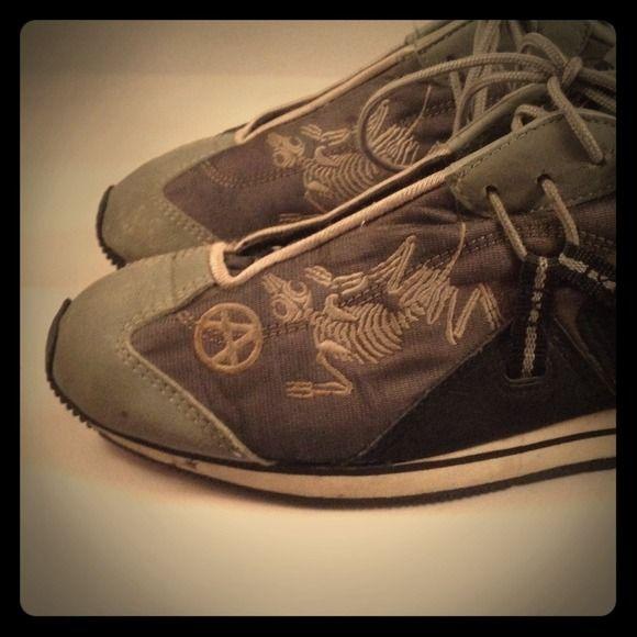 Super Rare ACUPUNCTURE Sneakers Eur 41