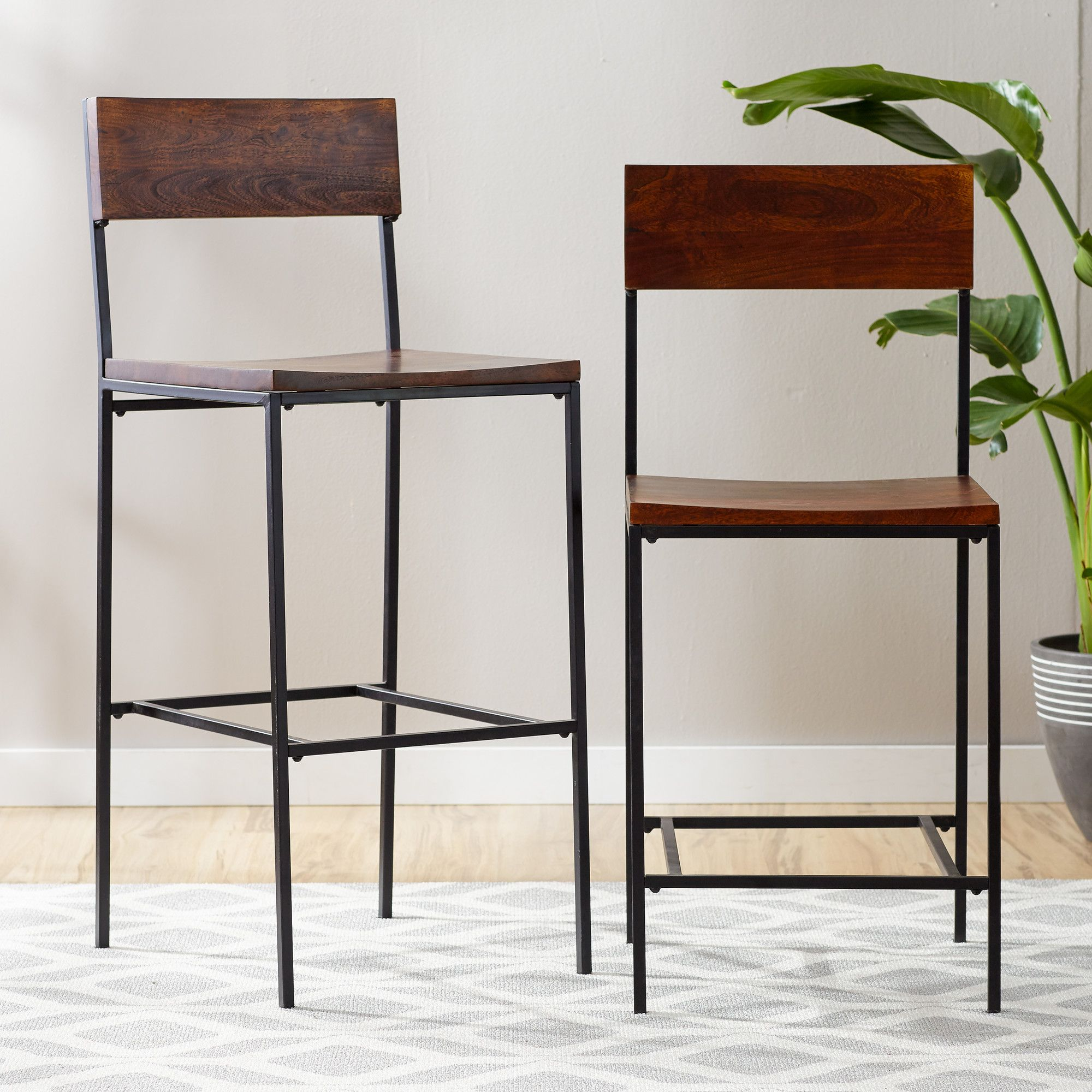 Shop AllModern for Bar Stools & Counter Stools for the best selection in modern design.  Free shipping on all orders over $49.