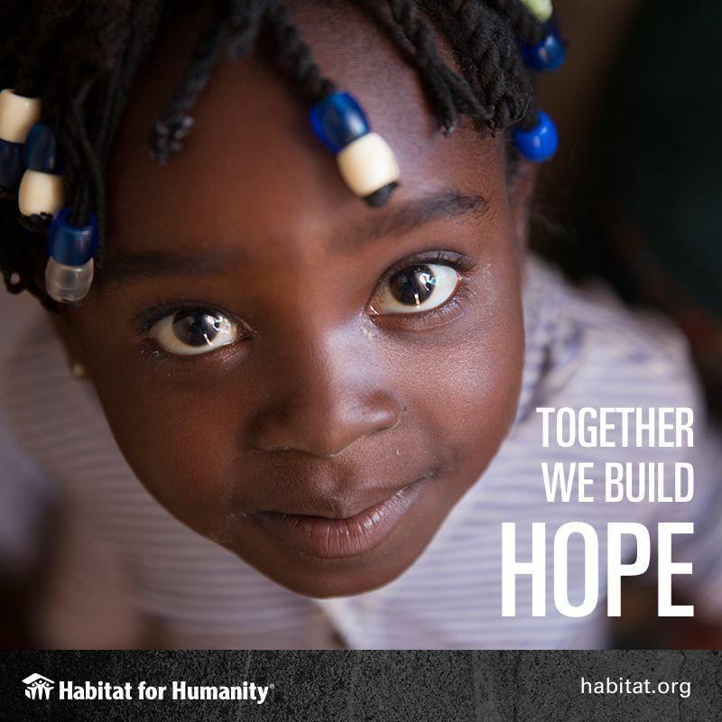 We hebben al 6.8 miljoen mensen geholpen sinds 1976. En we bouwen door! Met dank aan onze donateurs! #HabitatforHumanity #HabitatforHumanityNederland #HabitatNederland