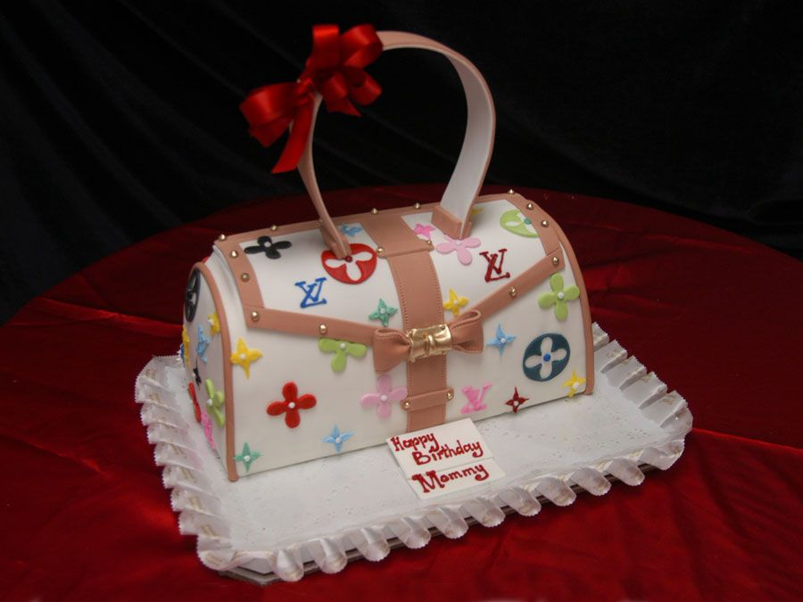 Happy Birthday Momma Diva Fashion Freeds Bakery Las Vegas