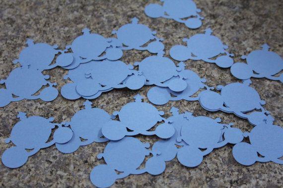 Cinderella Confetti 60 by EmelleeGifts on Etsy