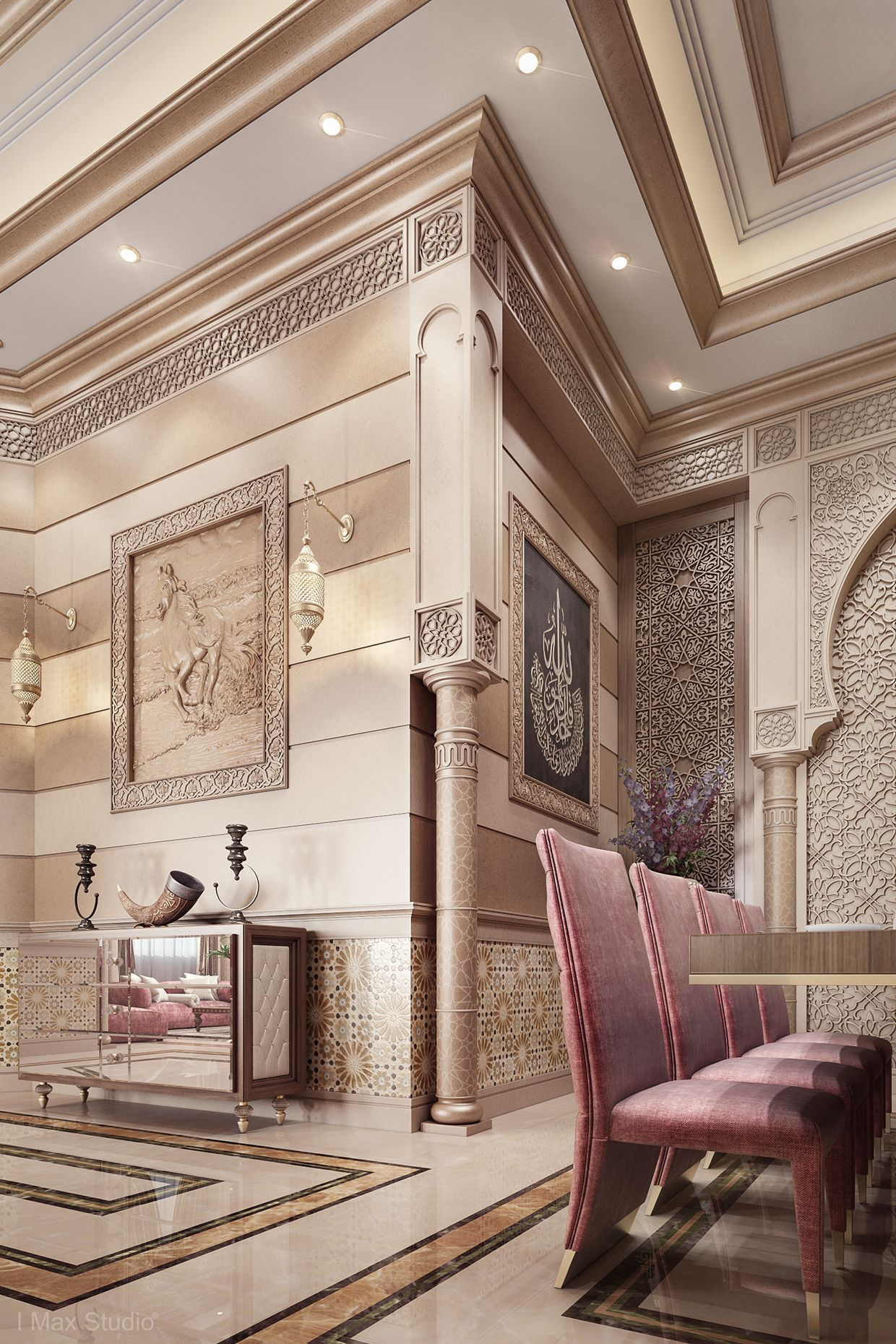 Classic luxury modern majlis design in saudi arabia - Find This Pin And More On Majlis By Ahmadroydal
