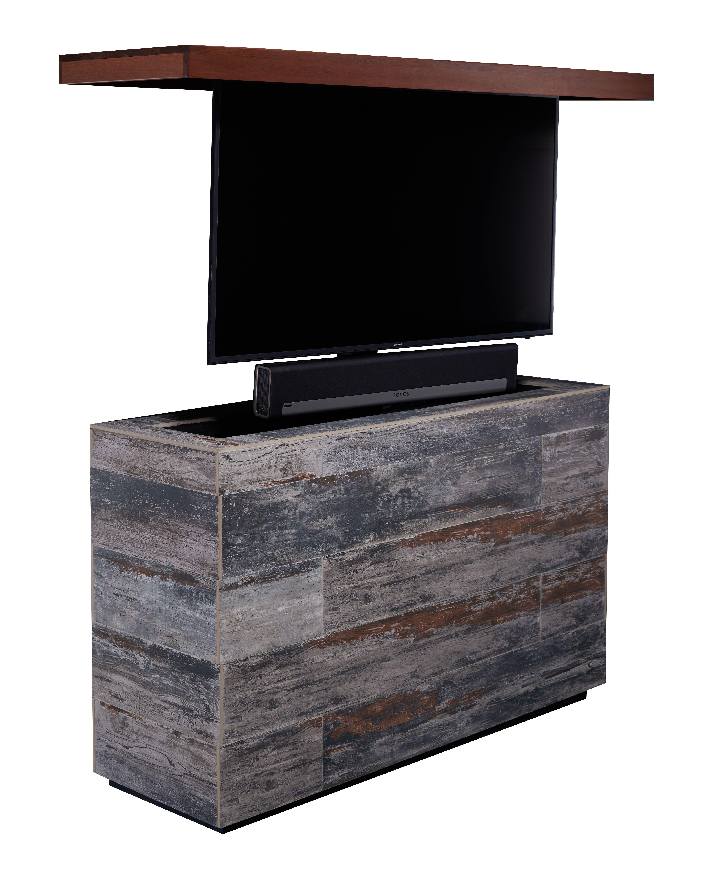 Outdoor Mamawood Porcelain Tile Hidden Tv Lift Cabinet Outdoor Tv Cabinet Tv Lift Cabinet Outdoor Tv Stand