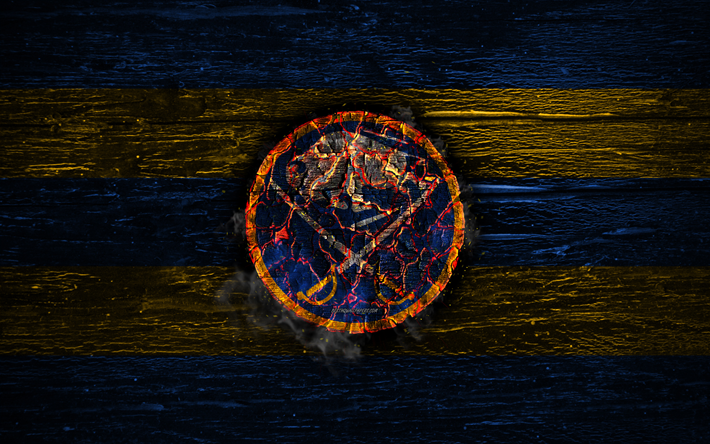 Download Wallpapers Buffalo Sabres Fire Logo Nhl Blue And Yellow Lines American Hockey Team Grunge Hockey Logo Buffalo Sabres Wallpaper Eastern Confere American Hockey Buffalo Sabres Hockey Teams