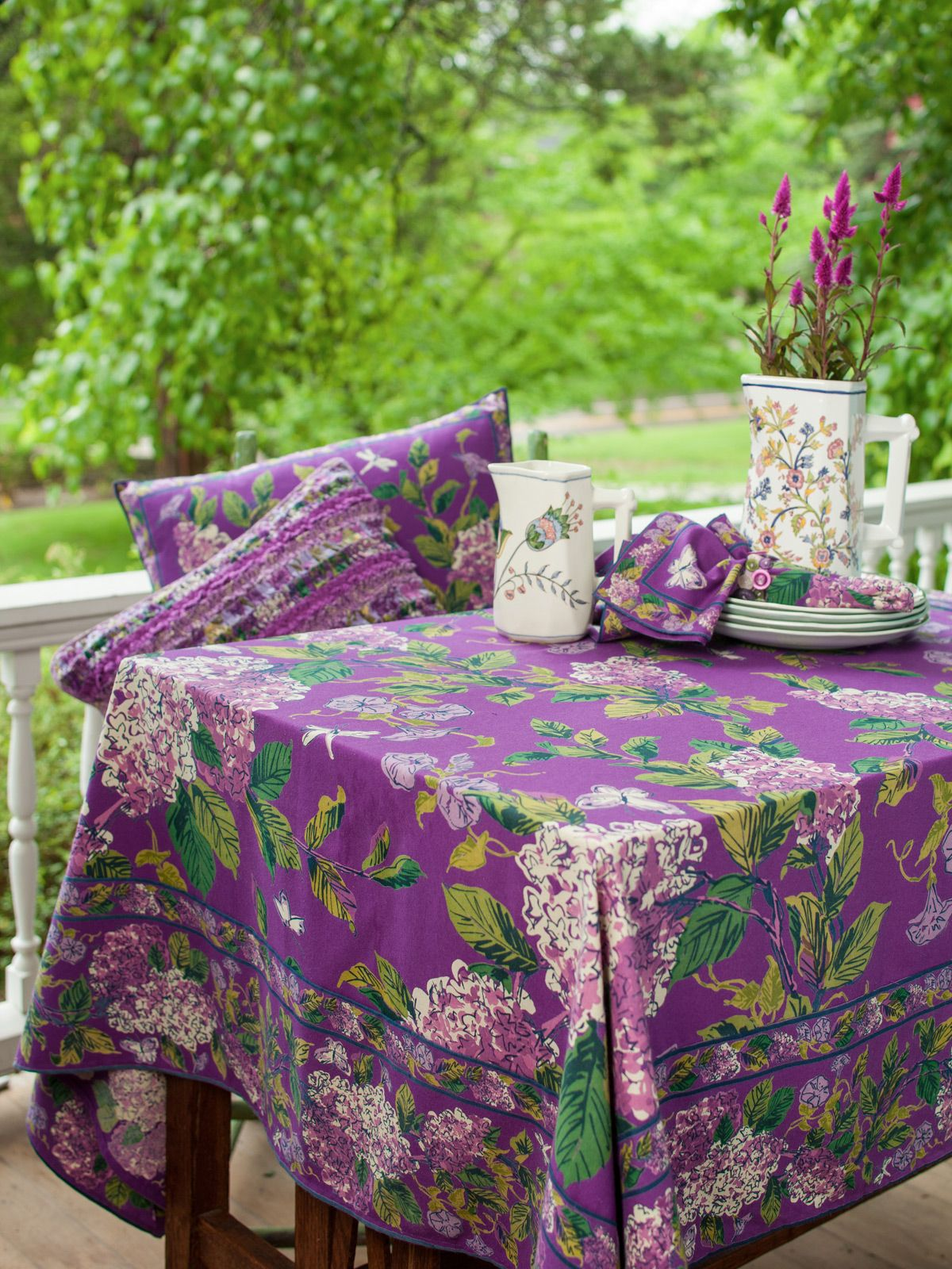 Delightful April Cornell Tablecloths U0026 Table Linens, Unique Designs For Home U0026  Kitchen. Inspired By Nature, April Cornell Offers Color U0026 Superior Quality.