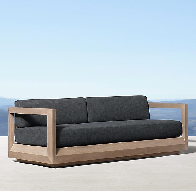 72 Paloma Teak Sofa In 2020 Teak Sofa Wooden Sofa Designs Sofa Bed Design