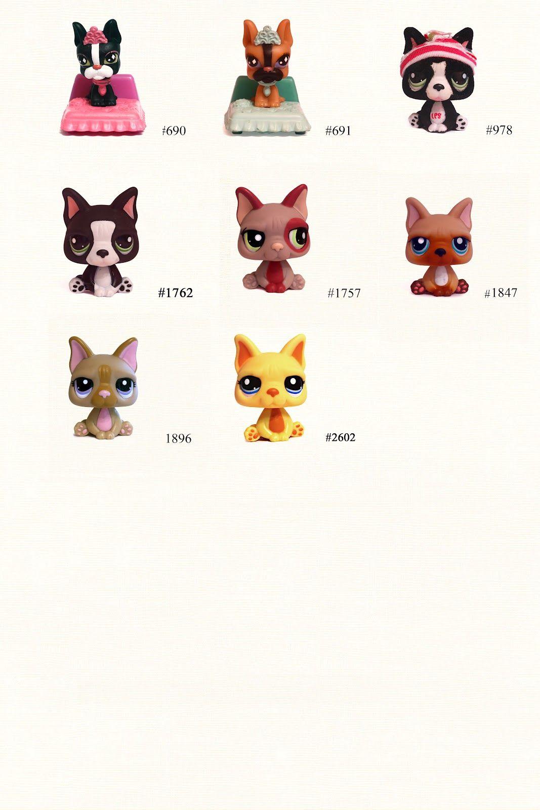 Nicole S Lps Blog Littlest Pet Shop Pets French Bulldog Lps