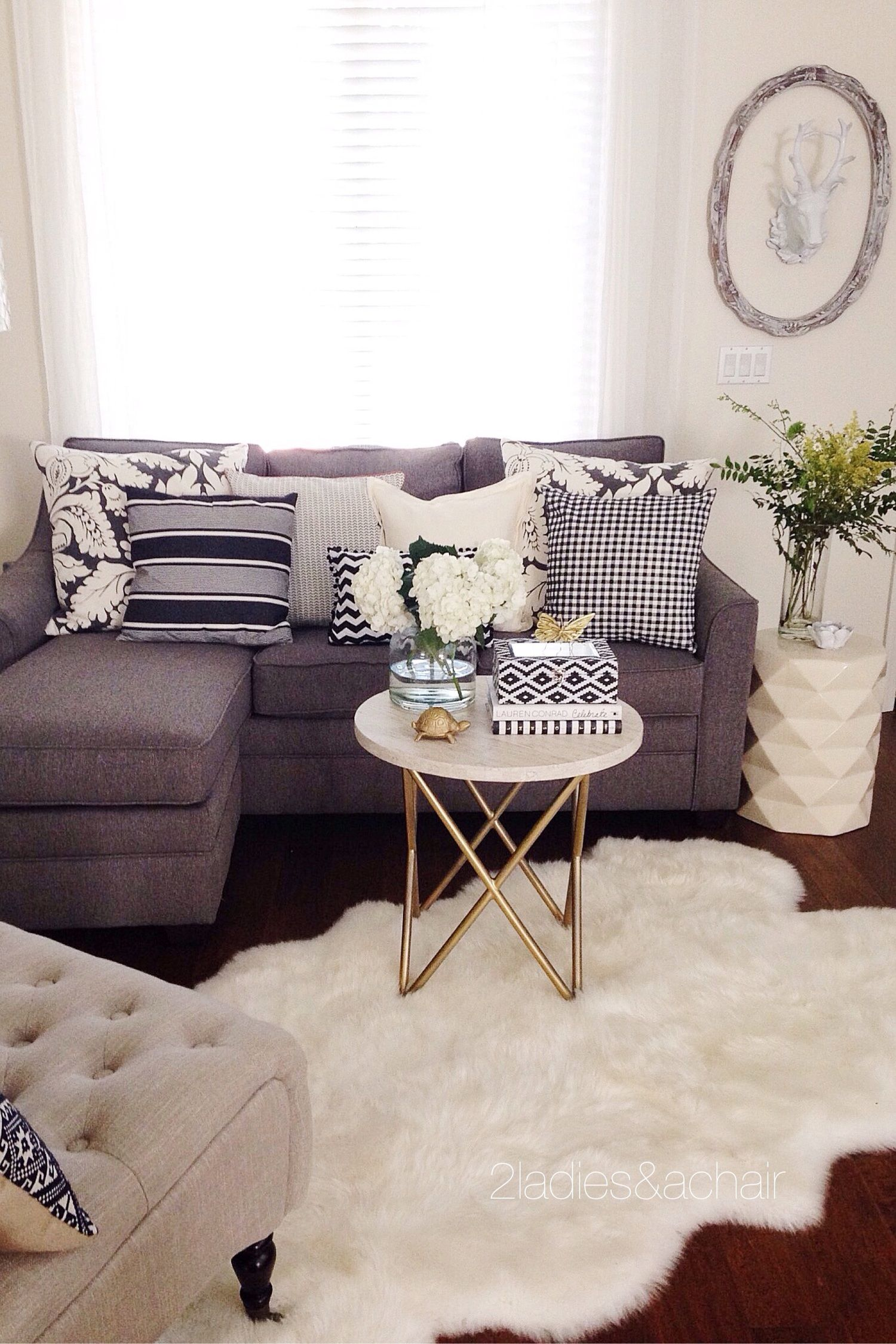 Apr 14 Furniture Choices | Small coffee table, Neutral and Throw ...