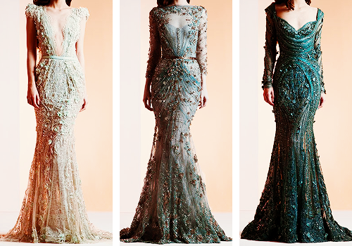 Ziad Nakad Haute Couture Spring/Summer 2014 Source: Tumblr