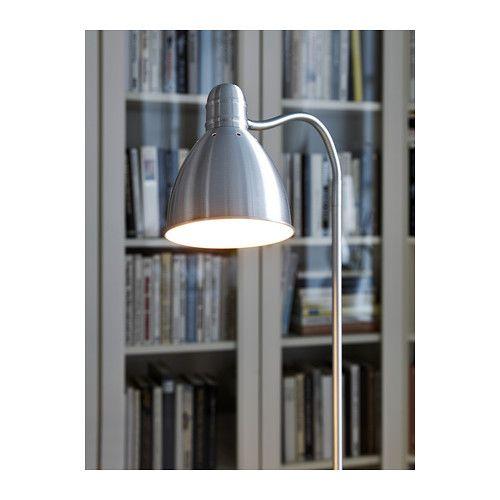 LERSTA Floorreading lamp aluminium | Candeeiros de pé