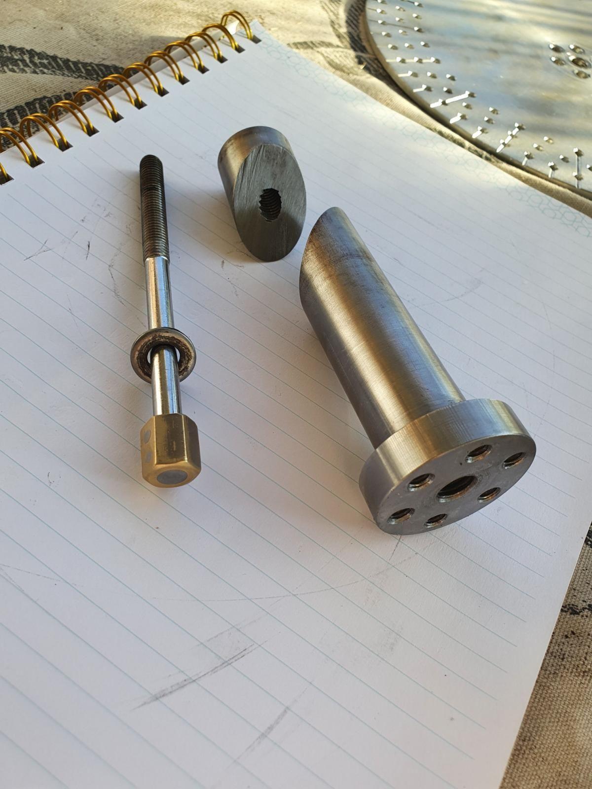 Pin on Lathe tools