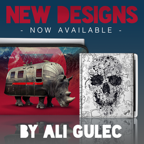 Check out our new Designs by Ali Gulec! Maybe you can find something you would like to print on your phone case.