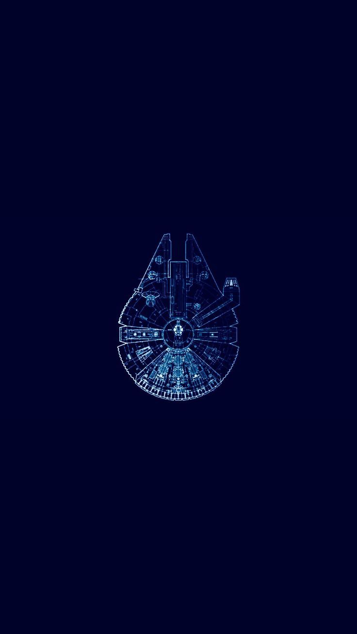 Millennium Falcon Wallpaper Resolution Unknown Star Wars Phone Wallpaper Moviewallpaper Star Wars Wallpaper Iphone Star Wars Background Star Wars Poster