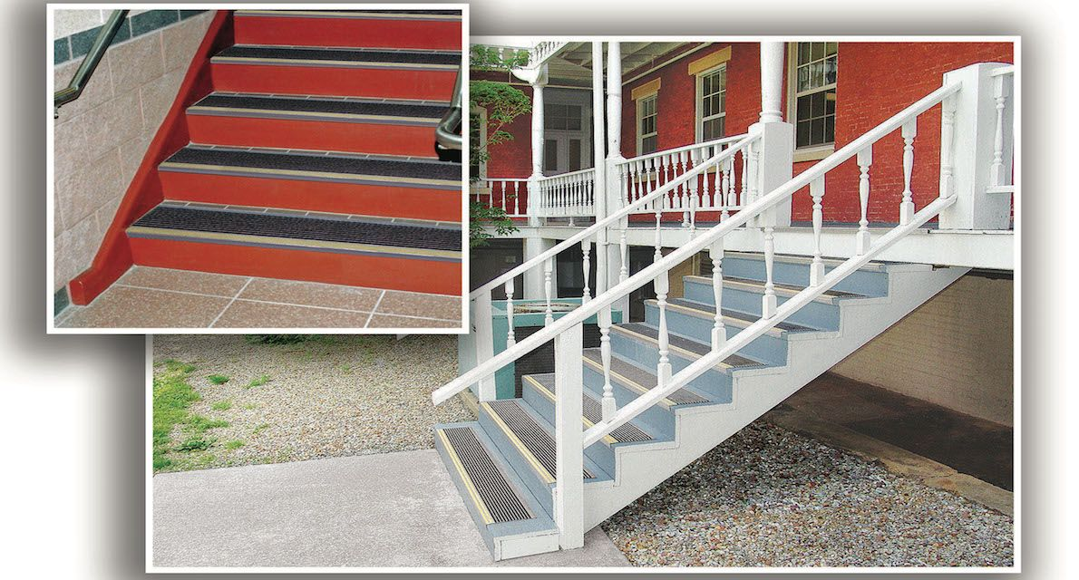 Wooster Products' Antislip Stair Tread Wooster Products